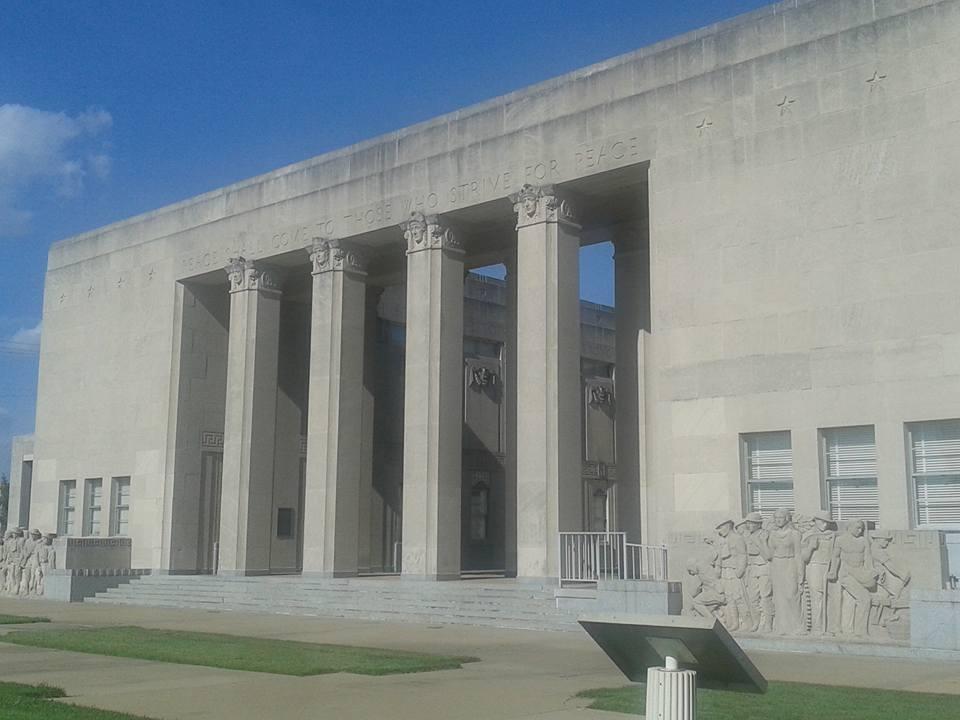 Jackson Mississippi War Memorial Building