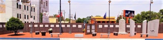Korea War Memorial - El Reno, Oklahoma