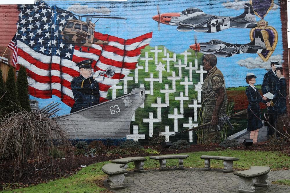 Leechburg Veterans Memorial