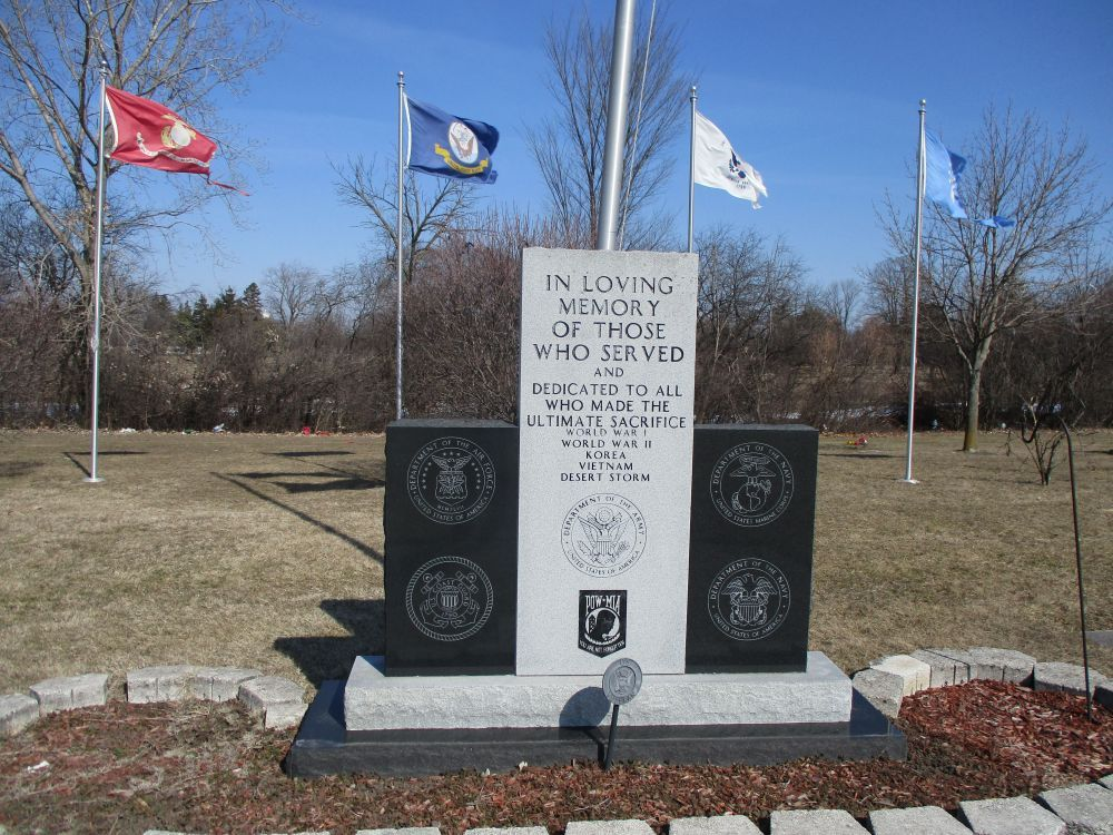 East Lincoln Cemetery Veterans Memorial