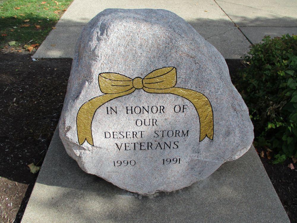 Livingston County Desert Storm Memorial