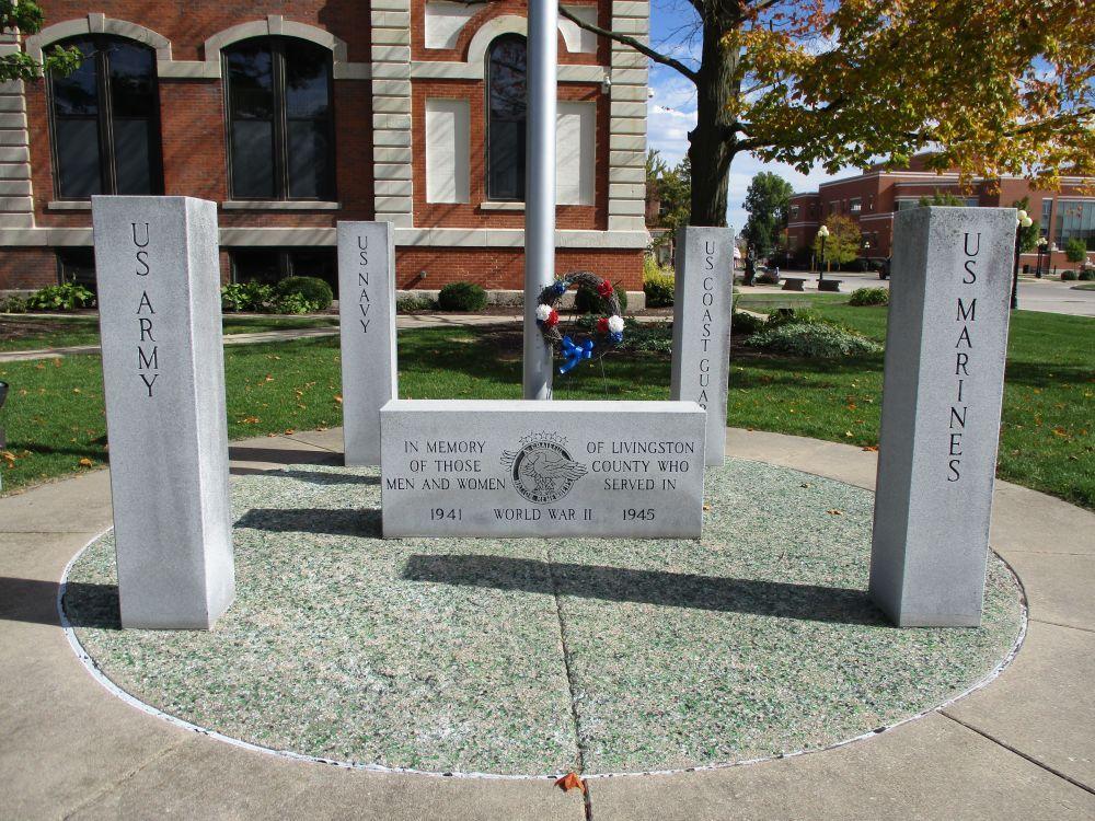 Livingston County World War II Memorial