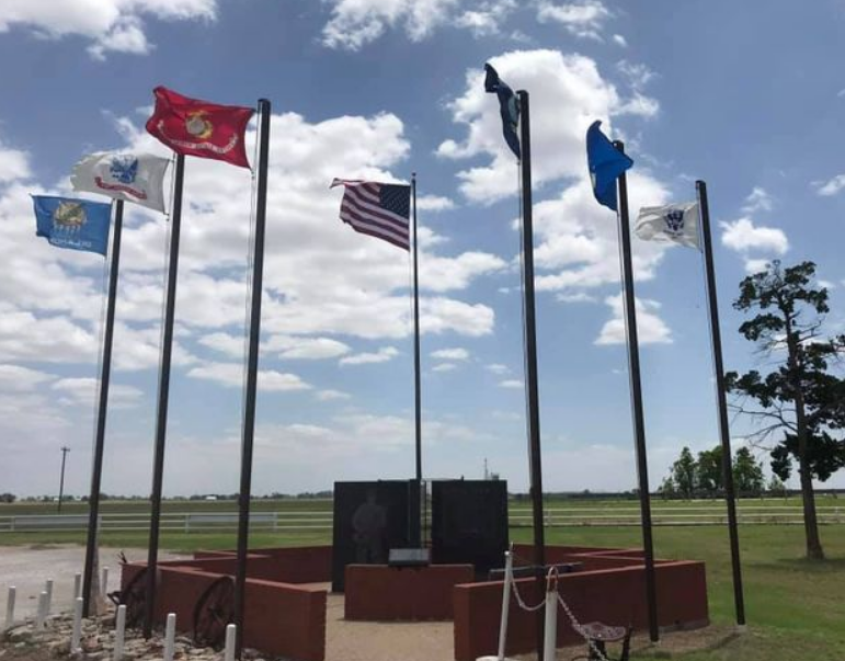 Major County Veterans Memorial