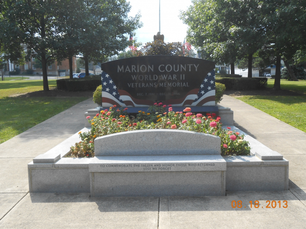 Marion County World War II Veterans Memorial
