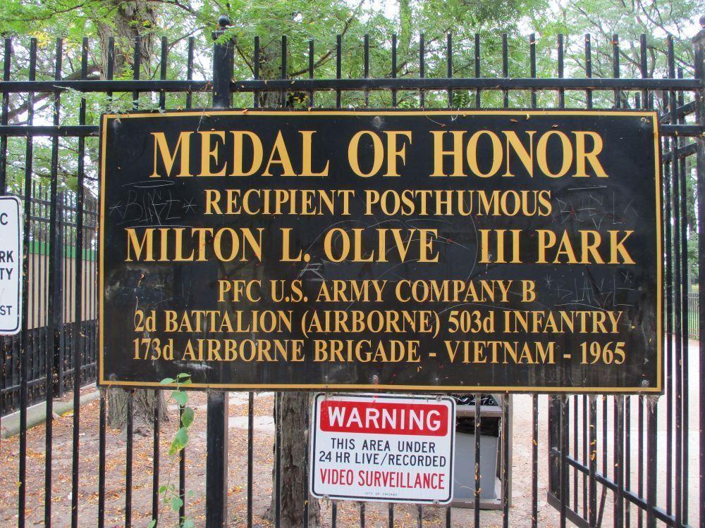 Milton Olive III Park