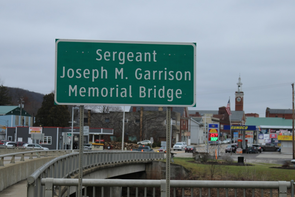 New Bethlehem Memorial Bridge