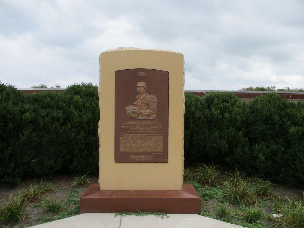 PFC Milton Olive III Memorial