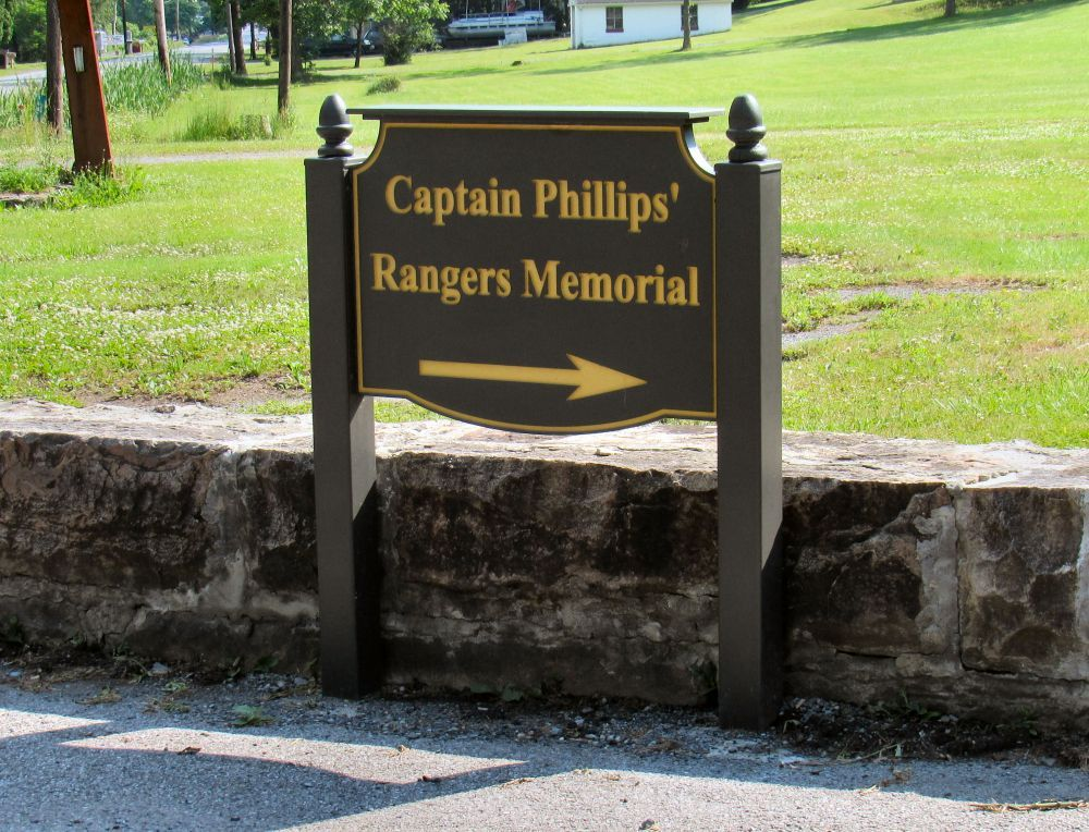 Captain Phillips' Rangers Memorial