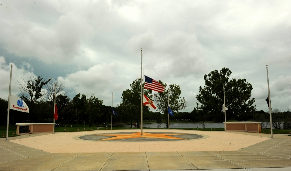 Florida Veterans Memorial Plaza