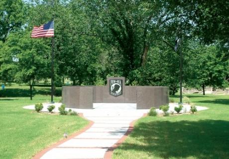 Ponca City, Oklahoma POW/MIA Memorial