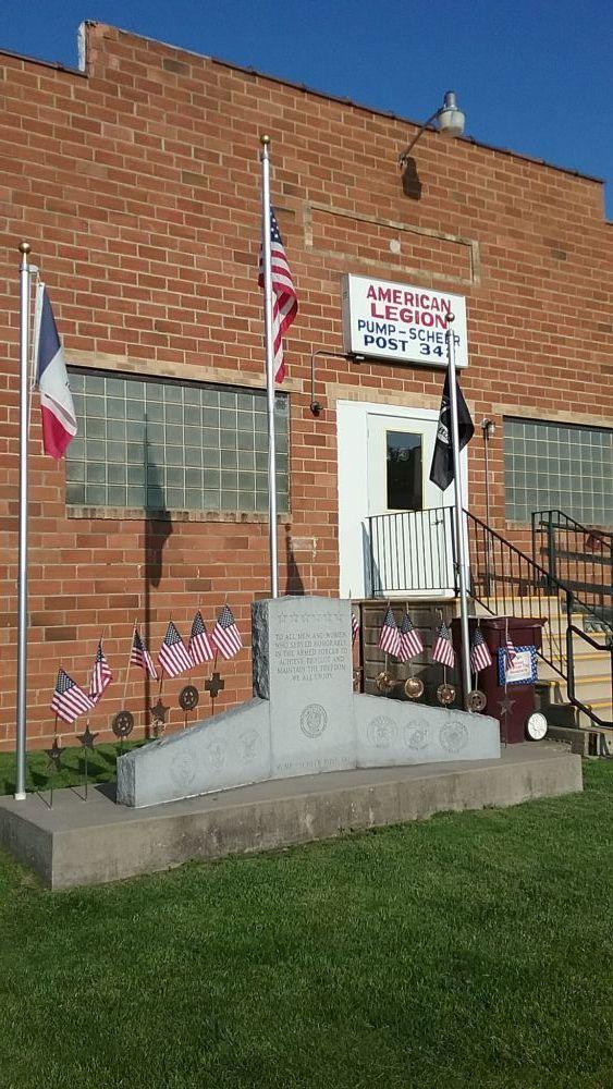Veterans Memorial, Jesup, Iowa