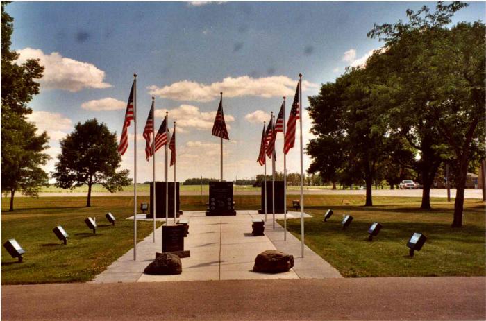 Prinsburg Community Veterans Memorial