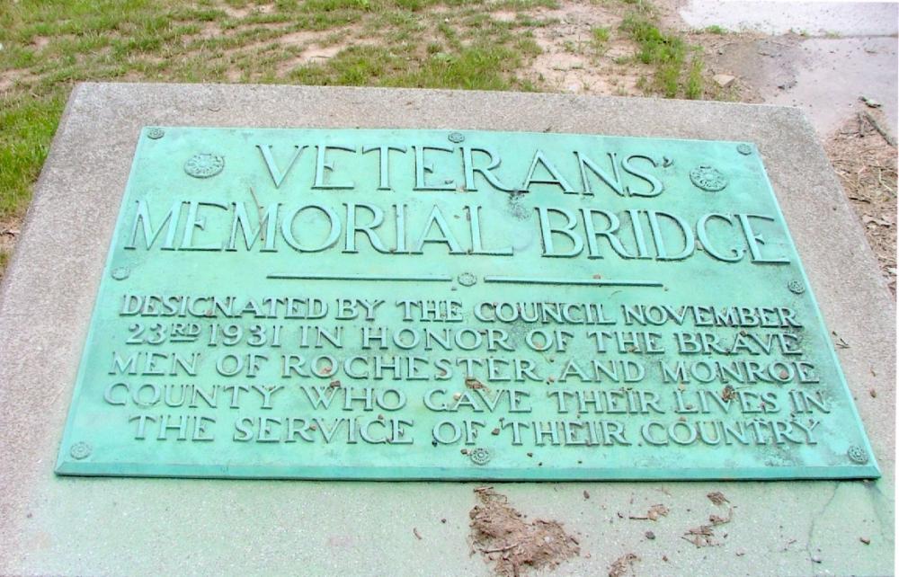 Veterans Bridge KIA Memorial