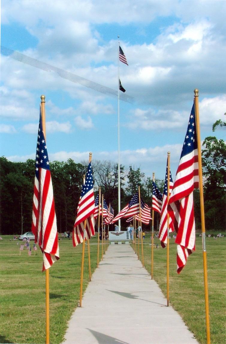 Riverside Cemetery Veterans Memorial