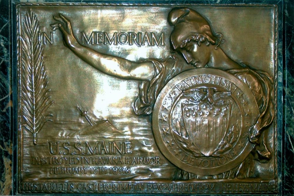USS Maine KIA Memorial