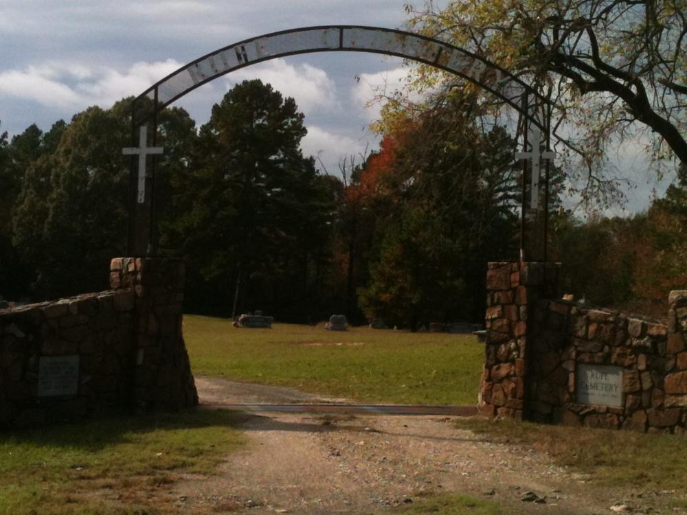 Rufe Cemetery