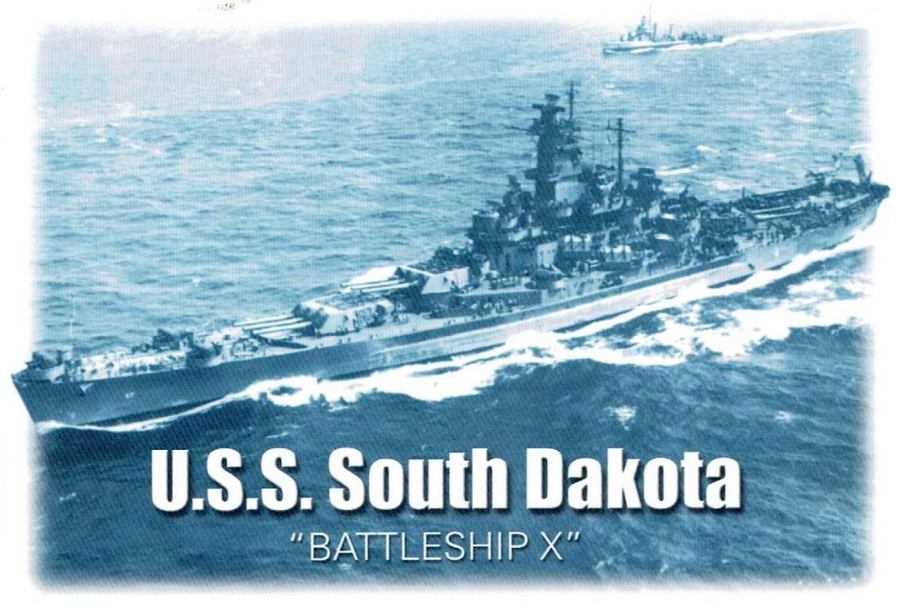 USS South Dakota BB57 Memorial, Sioux Falls, South Dakota