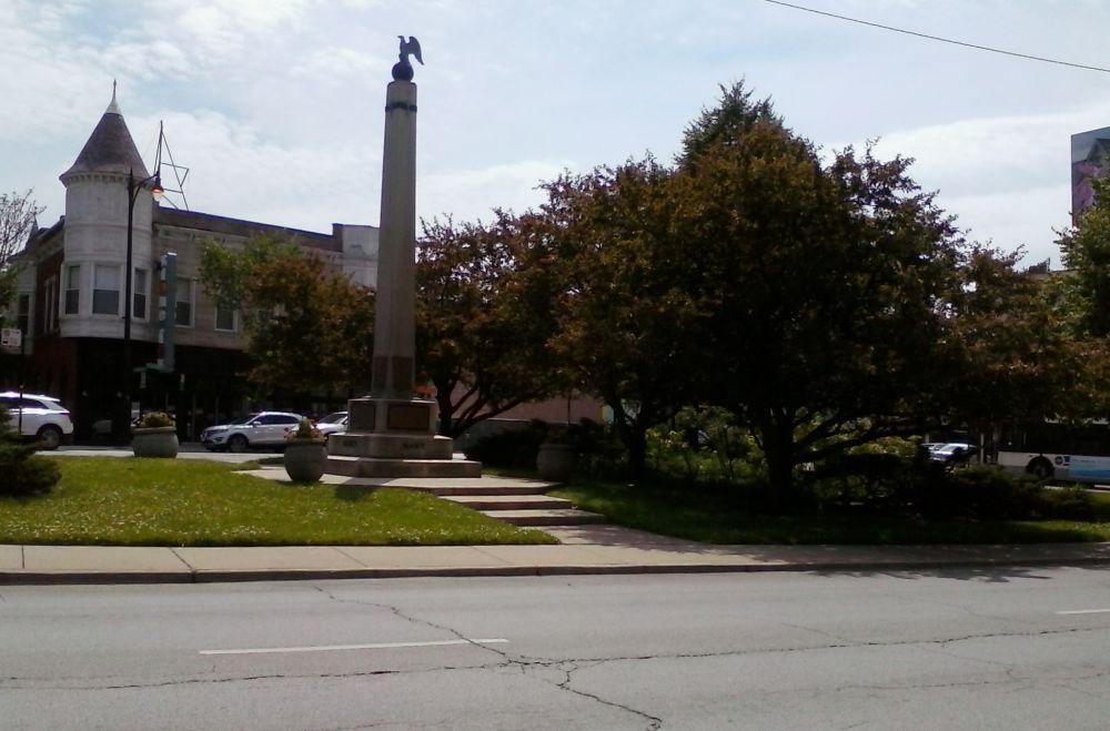 Service Men's Club War Memorial
