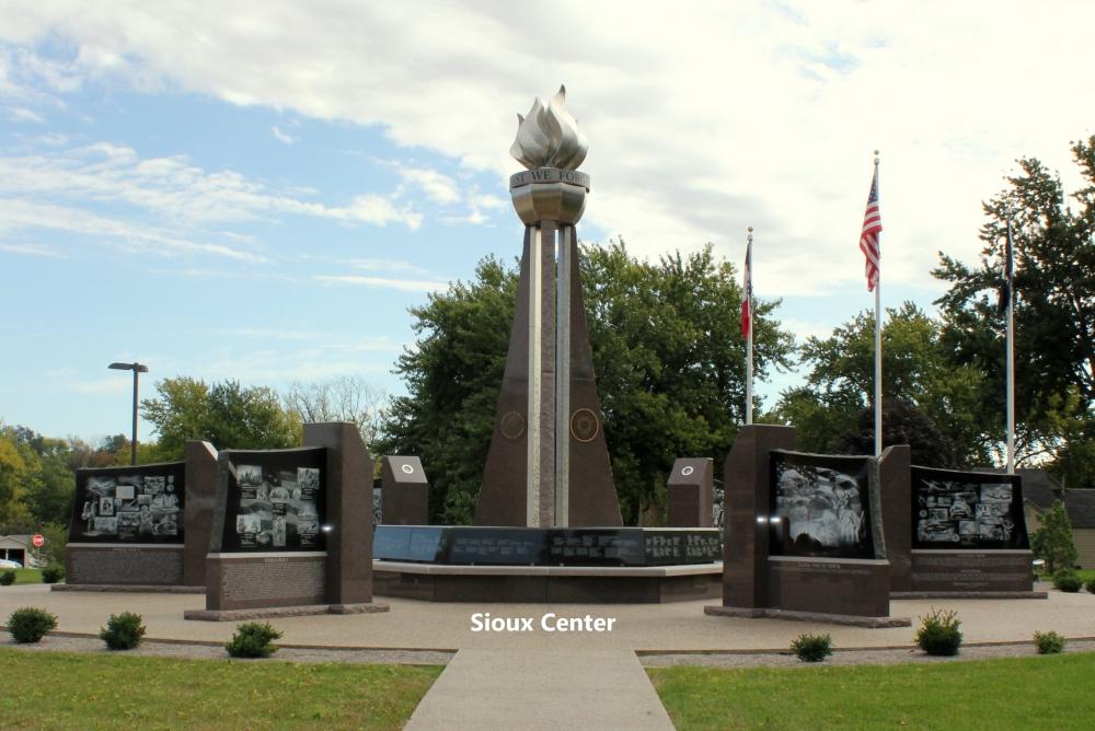 Sioux Center Area Veterans Memorial