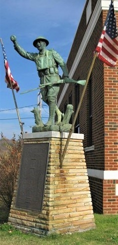 Spirit of the American Doughboy - Henryetta, Oklahoma