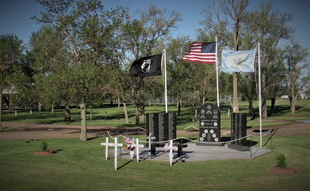 Stickney, South Dakota Area Veterans Memorial