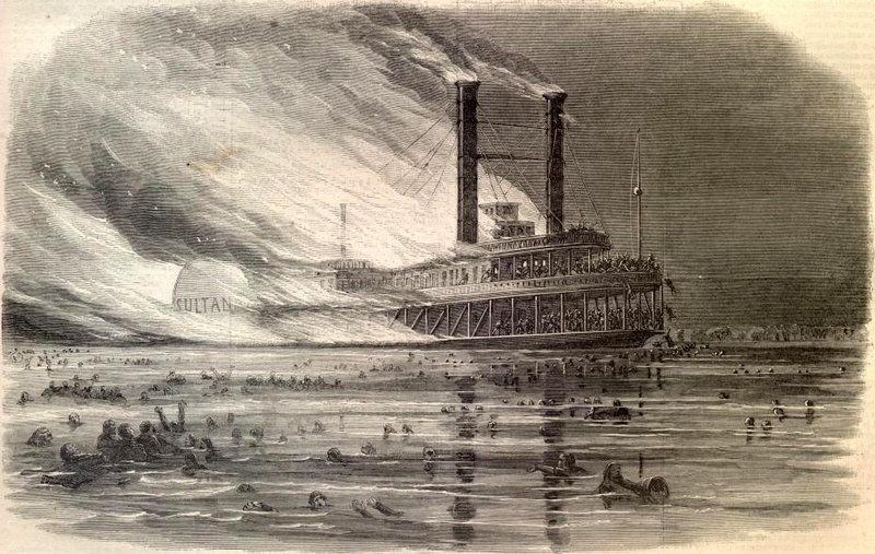 Sultana Steamship