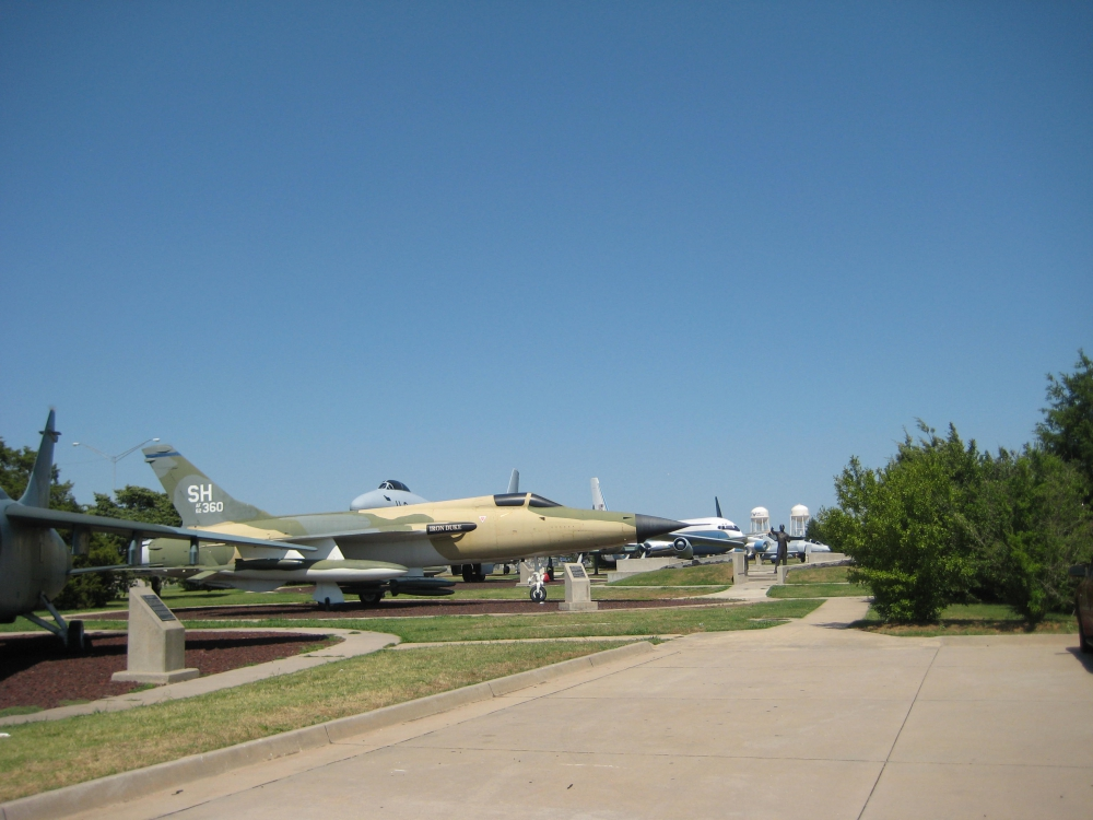 Tinker Air Force Base (AFB), Oklahoma - Major Charles B