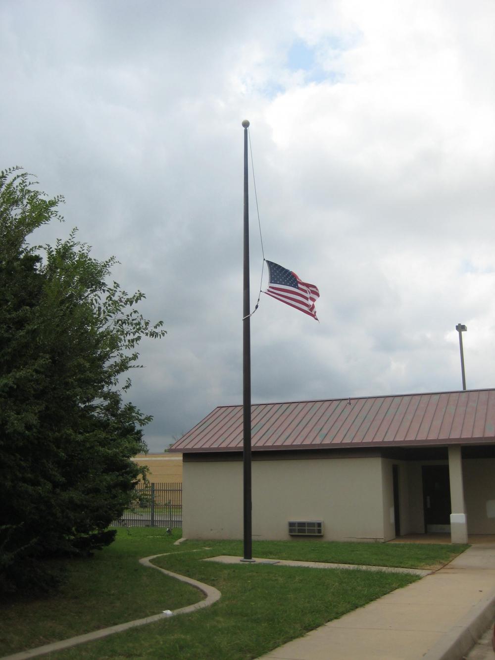 Tinker Air Force Base Afb Oklahoma Major Charles B