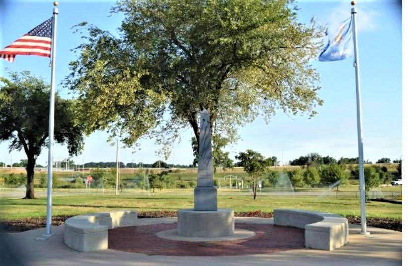 War Memorial - Jenks, Oklahoma