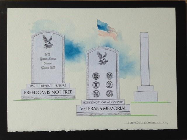 Veterans Memorial of Pleasant View