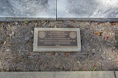 World War I Memorial, Vicksburg, Mississippi