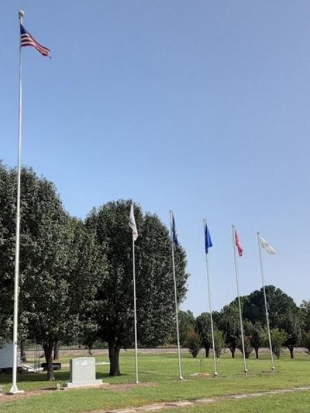 Vietnam War Memorial, Holdenville, Oklahoma