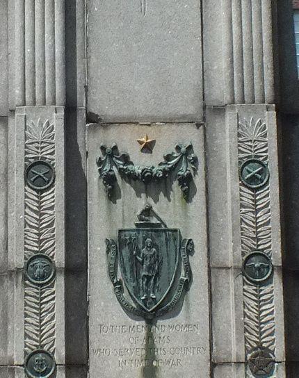 Adams War Memorial