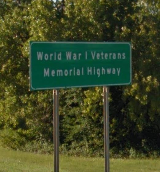 World War I Veterans Memorial Highway