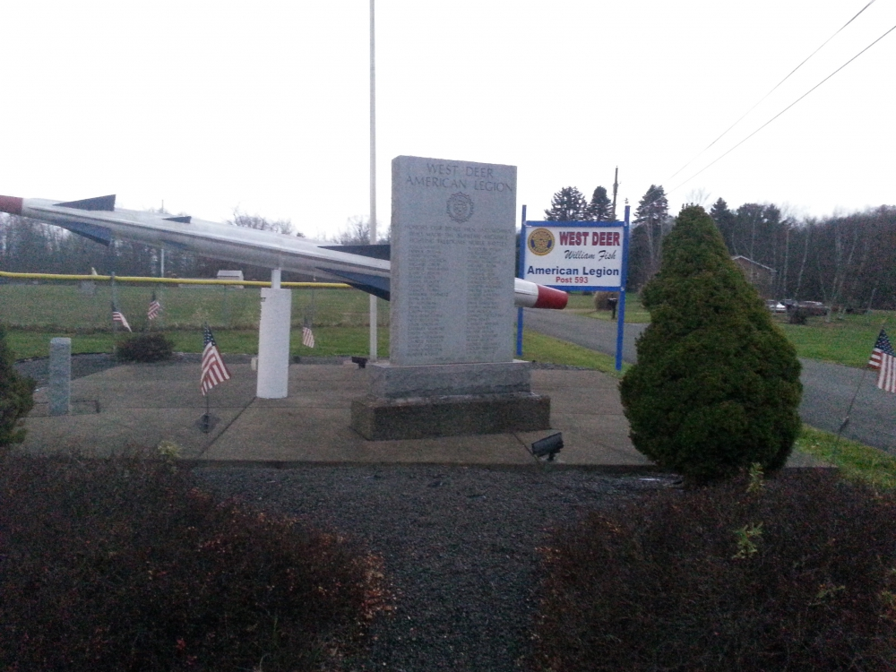 West Deer American Legion Memorial