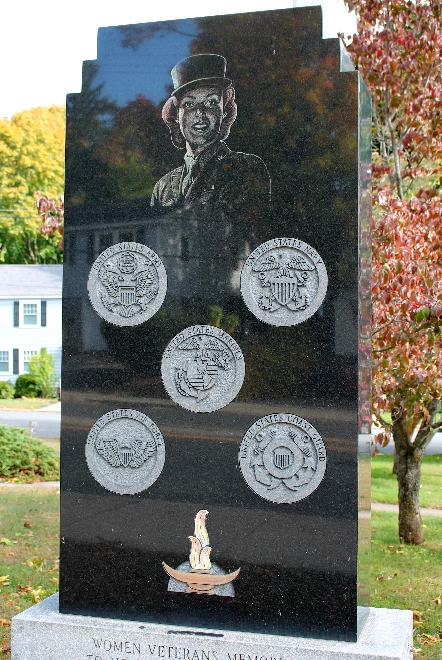 Womens Memorial, Haverhill, Massachusetts