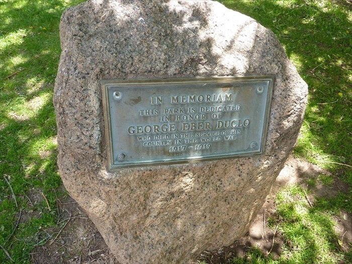 Eber Duclo Memorial Park