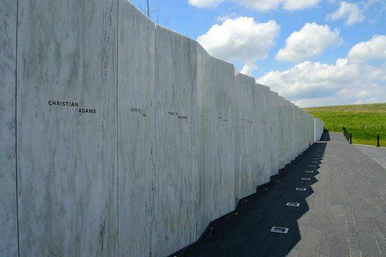 Flight 93 National Memorial