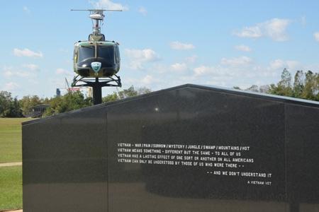 Lower Alabama Vietnam Veterans Memorial