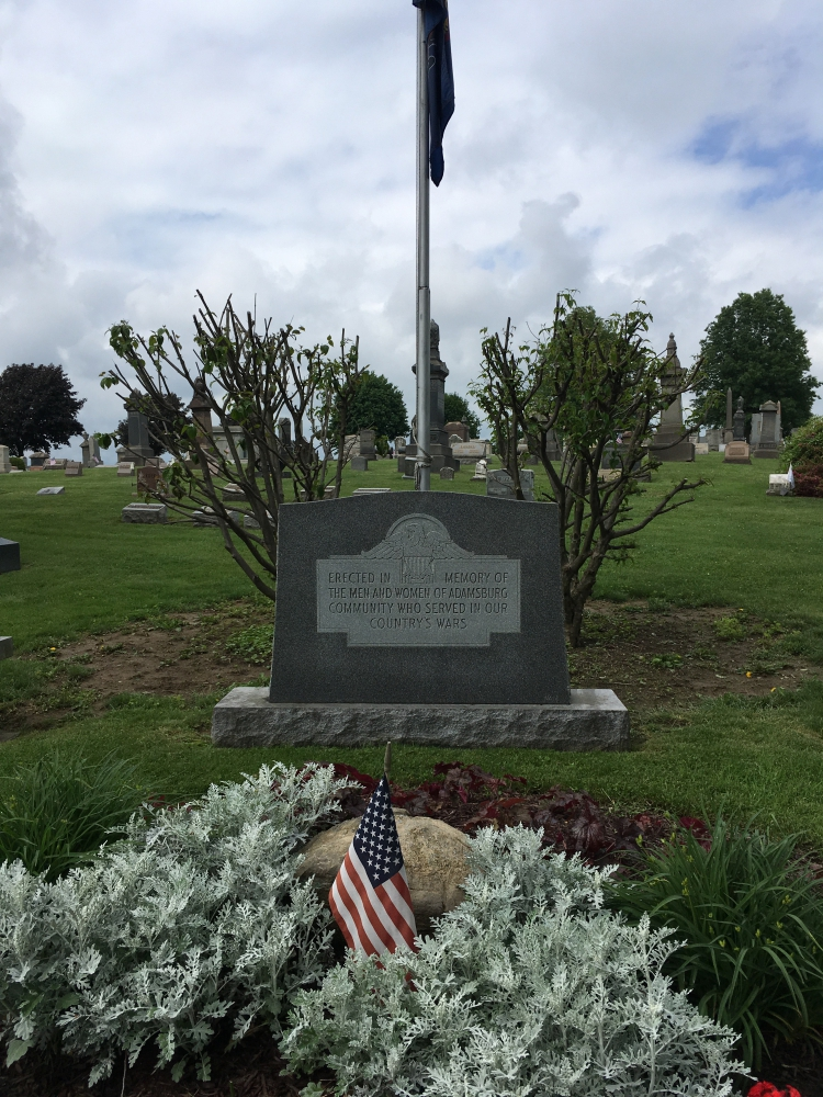 Adamsburg Community Veterans Memorial