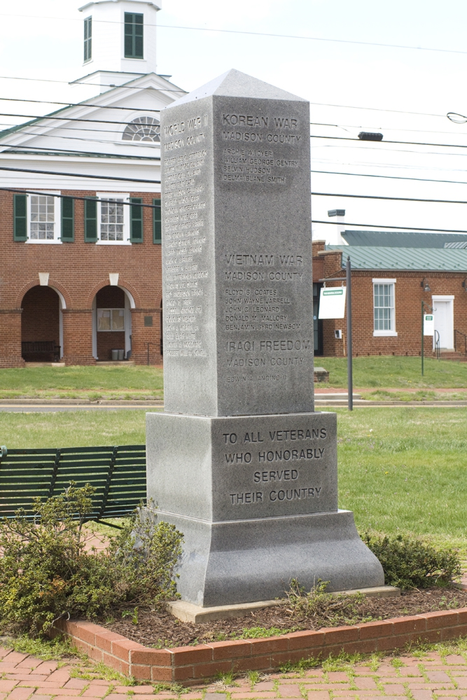The Courthouse Square War Memorial