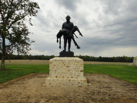 42nd Rainbow Division Memorial