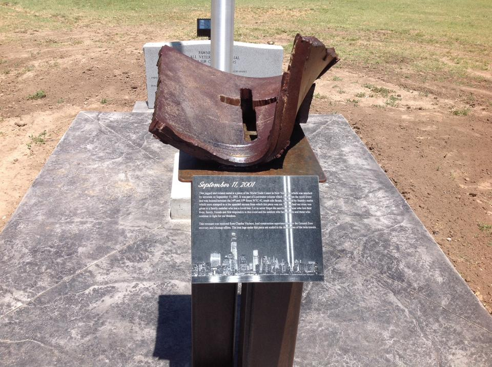 Pawnee County All Veterans Memorial