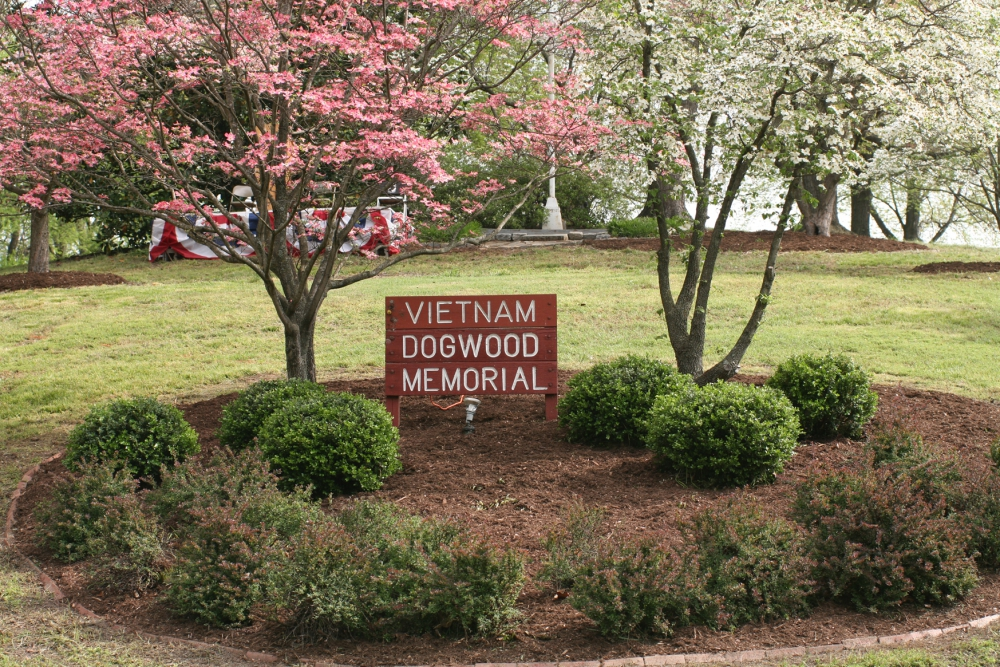 Charlottesville Dogwood Vietnam Memorial