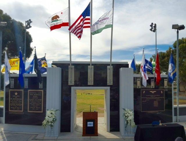 National City War Memorial and Veterans Wall of Honor