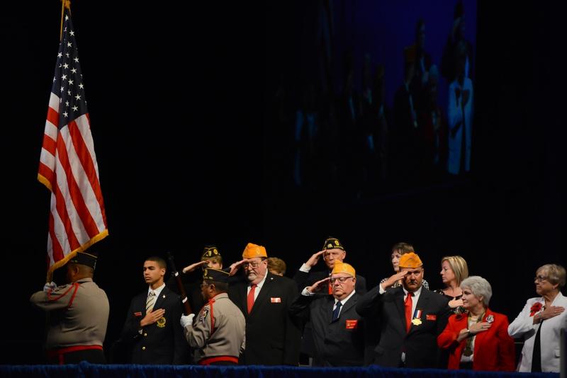 Patriotic Memorial Service
