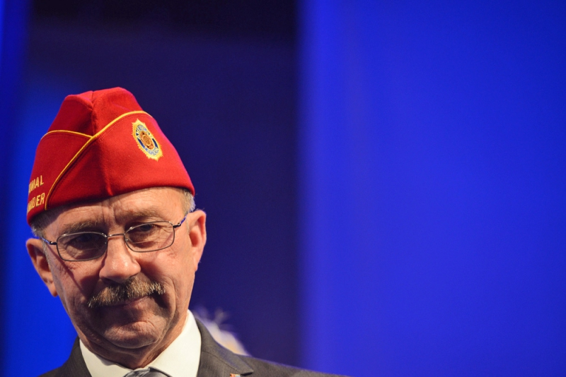 Helm named new National Commander