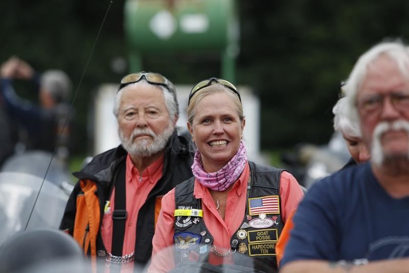 2014 Legacy Run - Day One