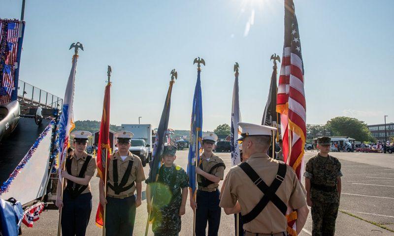 1919 Legion post pays tribute to centennial in unique parade