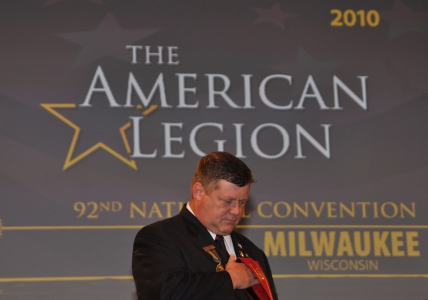 National Convention, Aug. 31
